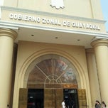 Photo taken at Edificio Gobierno Zonal de Guayaquil by Jonathan R. on 11/21/2012