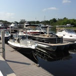 Photo taken at Turtle Cove Marina by Rylee S. on 6/16/2013