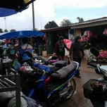 Photo taken at Pasar Minggu Munok by Nase C. on 11/10/2012