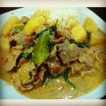 Photo taken at Bangkok Chef by @RickNakama on 12/21/2012