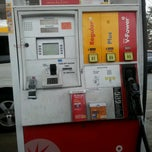 Photo taken at Shell by ANGELO L. on 2/27/2013