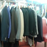 Photo taken at Manhattan Tailors by Kanokporn P. on 2/17/2014