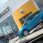 Photo taken at Karoto Renault by Murat I. on 8/24/2013