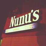 Photo taken at NuNu's by David on 2/22/2013