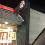 Photo taken at Burger King by Justine D. on 2/25/2013