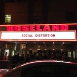 Photo taken at Roseland Ballroom by bill s. on 10/27/2012