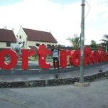 Photo taken at Fort Rotterdam (Benteng Ujung Pandang) by Ahmad R. on 8/13/2013