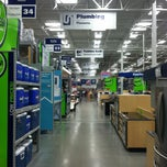 Photo taken at Lowe's Home Improvement by Adan on 5/14/2013