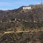 Photo taken at Griffith Park Trail by Nicole K. on 2/4/2013