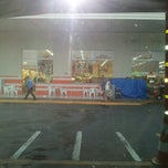 Photo taken at Supermercado Troyano Mais by Pamela e Sandro M. on 12/21/2012