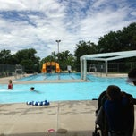 Photo taken at Northwood Pool by Brooke B. on 6/27/2013