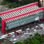 Photo taken at Museu de Arte de São Paulo (MASP) by Carla Eni on 11/24/2012