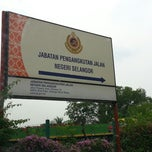 Photo taken at JPJ Cawangan Selangor by M Kamil A. on 8/5/2013