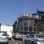 Photo taken at Safeco Field by Leland l. on 7/23/2013