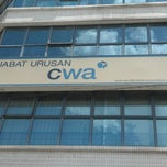 Photo taken at CWA Ampang Branch by Syafiq A. on 10/29/2012
