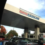 Photo taken at Costco Gas Station by William J. on 11/2/2012