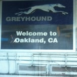 Photo taken at Greyhound Bus Lines by Ulises on 11/1/2012