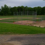Photo taken at Field of Dreams Playground by Valerie on 5/30/2014
