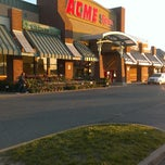 Photo taken at Acme by Glenn on 5/3/2013