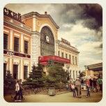 Photo taken at Савеловский вокзал / Savyolovsky Rail Terminal by Konstantin D. on 6/27/2013