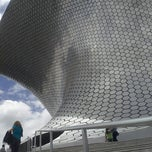 Photo taken at Plaza Carso by Angie R. on 8/25/2013
