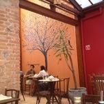 Photo taken at Horta Café & Bistrô by Priscilla M. on 10/27/2012