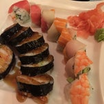Photo taken at Osaka Japanese Restaurant by Monica on 12/13/2014