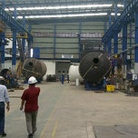 Photo taken at PT. ZUG Industry Indonesia by Reza A. on 3/4/2013