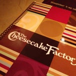Photo taken at Cheesecake Factory by Allen C. on 5/25/2013