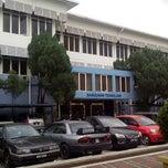 Photo taken at Institut Penyiaran dan Penerangan Tun Abdul Razak (IPPTAR) by hazzrul on 8/29/2014