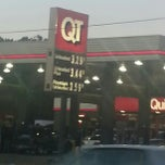 Photo taken at QuikTrip by Derique I. on 1/23/2013
