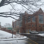 Photo taken at Nazareth College by Alicia M. on 3/1/2013