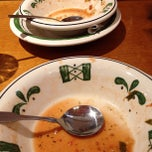 Photo taken at Olive Garden by Matthew J. on 6/19/2013