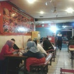 Photo taken at Roti Bakar Eddy by Dwi P. on 3/10/2013