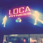 Photo taken at Loca 7/24 Fitness Club by Sena Y. on 1/5/2014