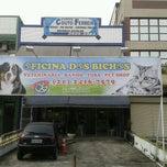 Photo taken at Oficina dos bichos by Melissa S. on 5/27/2013