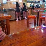 Photo taken at Hooters by Agustín R. on 1/11/2013