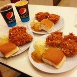 Photo taken at KFC by Biey H. on 3/12/2013