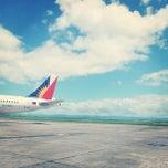 Photo taken at Daniel Z. Romualdez Airport (TAC) by Jan Patrice N. on 10/27/2012