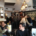 Photo taken at La Cerveceria De Pozuelo by David R. on 12/16/2012