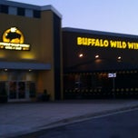 Photo taken at Buffalo Wild Wings by Lady S. on 10/19/2012