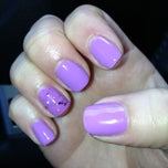 Photo taken at Pink Pearl Beauty Salon by Shauna L. on 4/3/2013