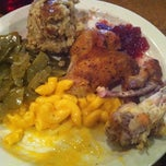 Photo taken at Blockers Soul Food by Grace on 10/28/2012
