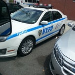 Photo taken at NYPD - 107th Precinct by Rob H. on 7/21/2013