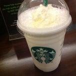 Photo taken at Starbucks by mayliany on 12/12/2012