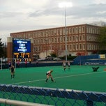 Photo taken at Field Hockey Complex by Dillon S. on 10/23/2012