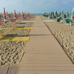 Photo taken at Bibione by Germana V. on 6/11/2013