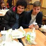 Photo taken at Subway by Nika on 3/2/2013
