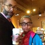 Photo taken at Starbucks by kevin e. stone on 3/23/2014