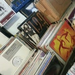Photo taken at Dj's Record Shop by Telka H. on 11/9/2012